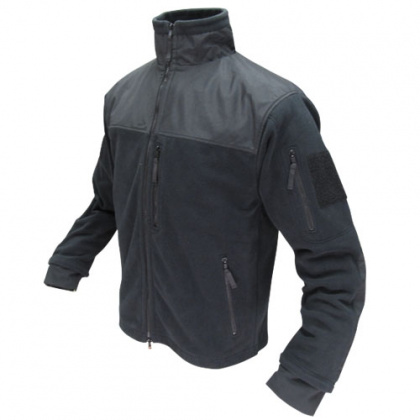 Condor Alpha Fleece Jacket Black