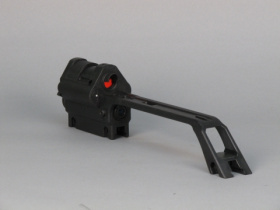 UFC G36 Scope with Red Dot Sight Black