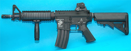 G&P M4 CQB with Blackwater Metal Body