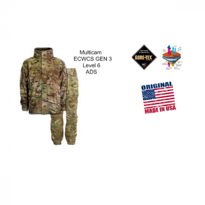США костюм Gore-Tex Gen III Level 6 Multicam