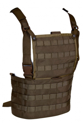 Tru-Spec Chest Harness MOLLE COY