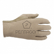 Pentagon Short Cuff Duty Pilot Glove Tan