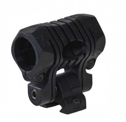Element 5-position Flashlight Mount BK