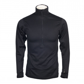 Condor Base II Zip Pullover Black все разм.