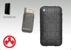 Magpul iPhone 3G Case Black