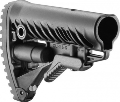 FAB Defense AR15/M16 Buttstock Black