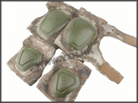 Emerson DNI Neoprene Knee/Elbow Pads Set A-TACS AU