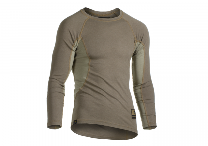 Claw Gear Baselayer Shirt Long Sleeve Sandstone все разм.