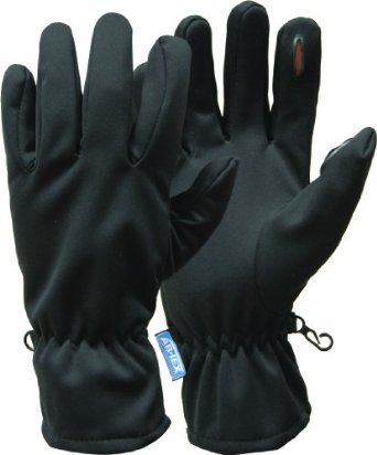 Highlander Texting Gloves Black все разм.