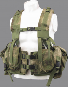 Flyye 1195J SEALs Floating Harness A-TACS FG