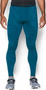 Under Armour кальсоны Armour Jacquard Compression Blue