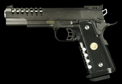 WE Hi-Capa 5.1 K-version lightened CO2 Gun
