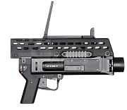 ARES AG-80 Grenade Launcher For L85