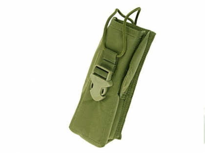 TMC MOLLE Radio Pouch OD