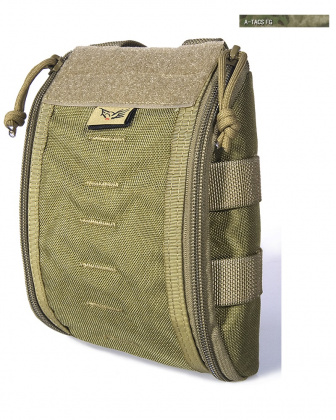 Flyye Tactical Trauma Kit Pouch A-TACS FG