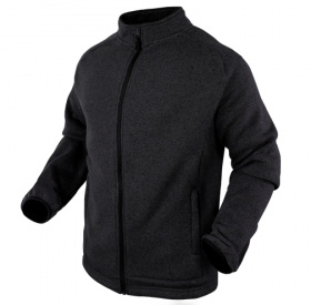 Condor Matterhorn Fleece Jacket Black