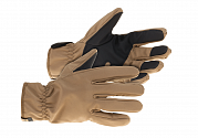 Claw Gear Soft Shell Gloves Coyote Brown