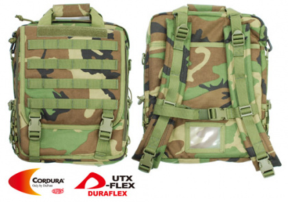 Guarder MOD Tactical NB Pack (Woodland Camo)