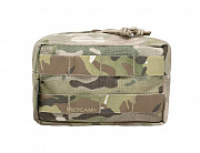 WAS Small Horizontal MOLLE Pouch Multicam