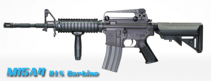 CA M15A4 R.I.S. Carbine (Rail Interface System) (Value Package)