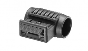 "FAB Defense Flashlight Side Mount 1"" Black"