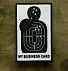 JTG Business Card PVC Patch