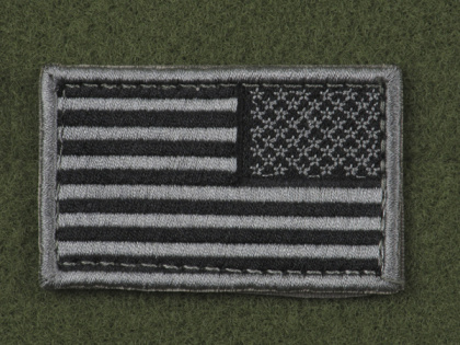 Condor USA Flag Velcro Patch Reverse FG