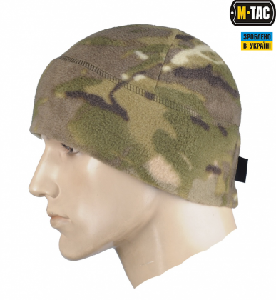 M-Tac шапка Watch Cap флис (260г/м2) with Slimtex MTP