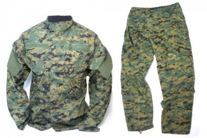TMC Deluxe Version BDU Set Digital Woodland все разм.