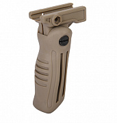 Cyma Foldable Front Grip for AK Tan
