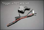 SRC trigger & wire set for MP.40