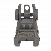 IMI Rear Polymer Flip-Up Sight OD