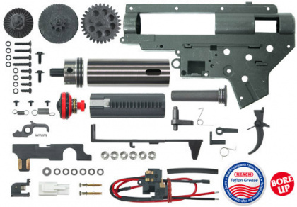 Guarder SR-16 FULL GEARBOX SET (Infinite Torque-Up)