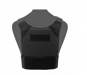 WAS Covert Plate Carrier Black
