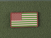 JTG US Flag Patch Multicam