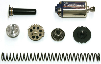 CA Powered High Torque Up Tuning Kit (For AK/G36/AUG/M14 Series)