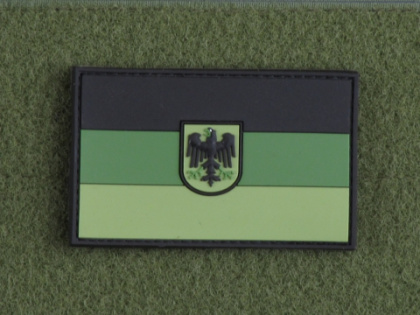 JTG Germany Flag (with eagle) Patch Forest