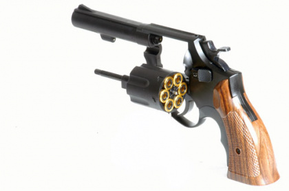 Golden Bell M10 Revolver (GreenGas)
