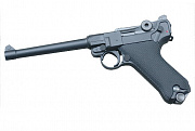 WE P08 Black Medium GBB