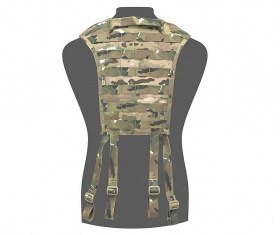 WAS Load Bearing MOLLE Harness Multicam