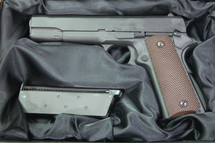 WE 1911 B-version GBB