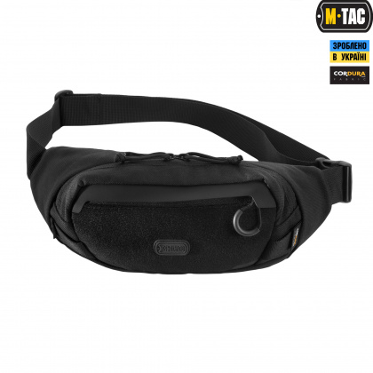 M-Tac сумка Waist Bag Elite Black