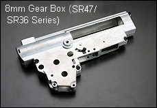 SRC 8mm gearbox for AK
