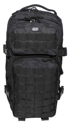 US Rucksack, Assault I, night camo