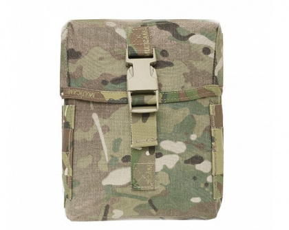 WAS Large General Utility Pouch Multicam