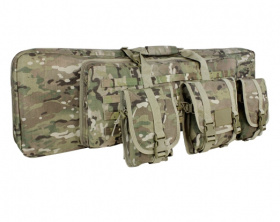 "Condor 42"" Double Rifle Case Multicam"