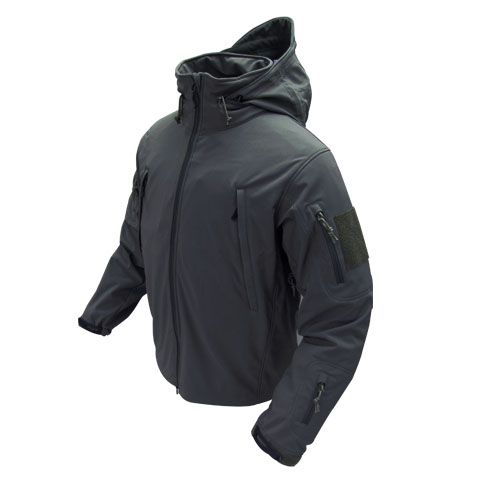Condor Summit soft shell jacket BK все разм.