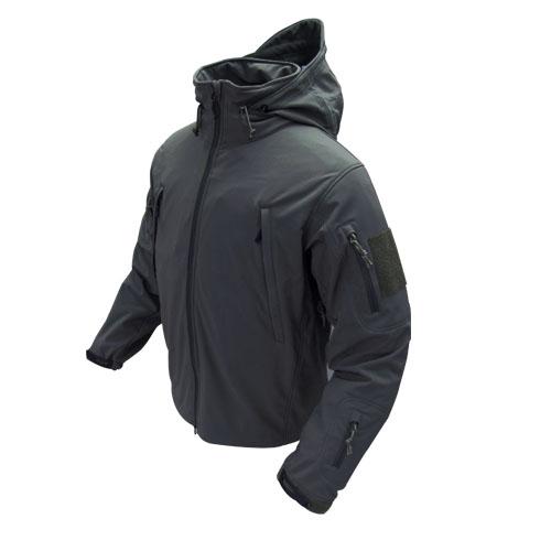 Condor Summit soft shell jacket BK все разм.