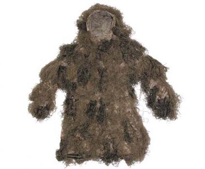 MFH куртка маскировочная Ghillie пустыня все разм.