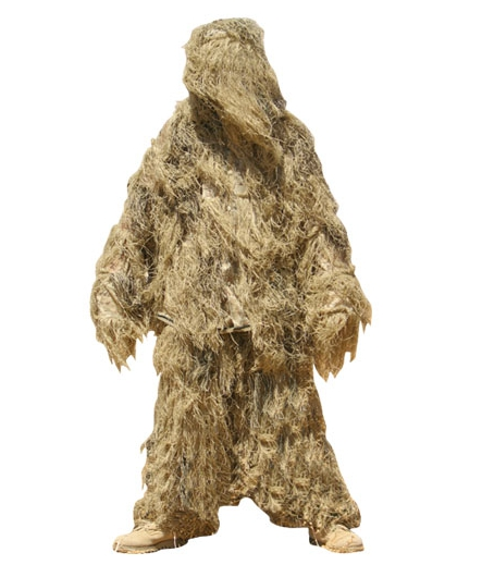 Condor Ghillie Suit Set Desert все разм.